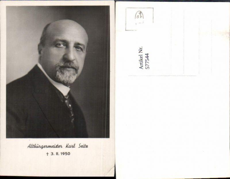 577544,Karl Seitz Bürgermeister Wien SPÖ Politik Sozialismus