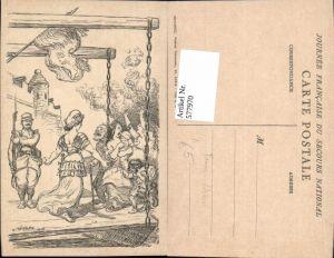 577970,Künstler Ak A. Willette Franz. Revolution Frühe Neuzeit France