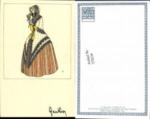 578234,REPRO Wiener Werkstätte Postkarte 131 Urban Janke