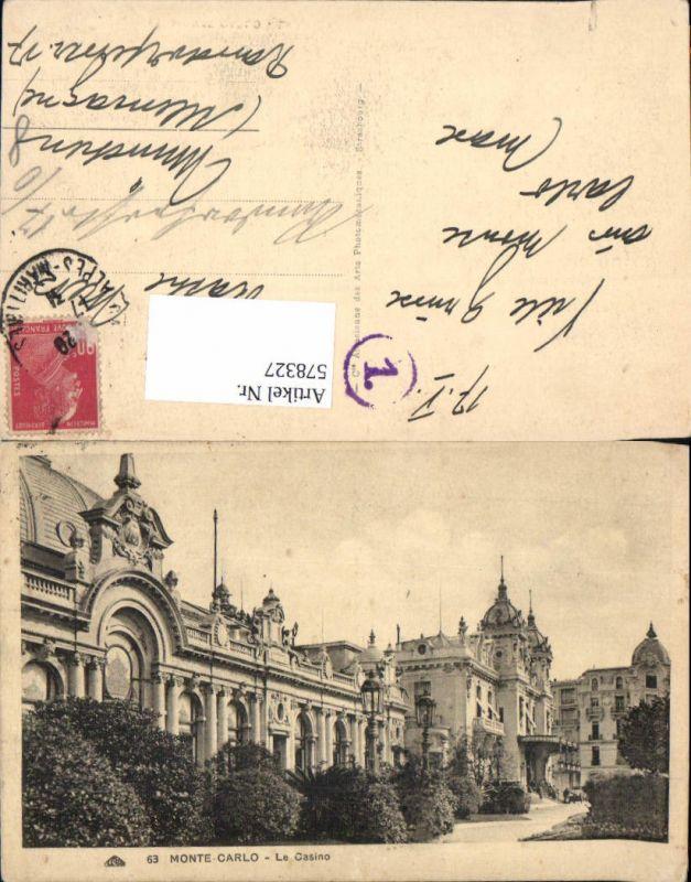 578327,Monaco Monte Carlo