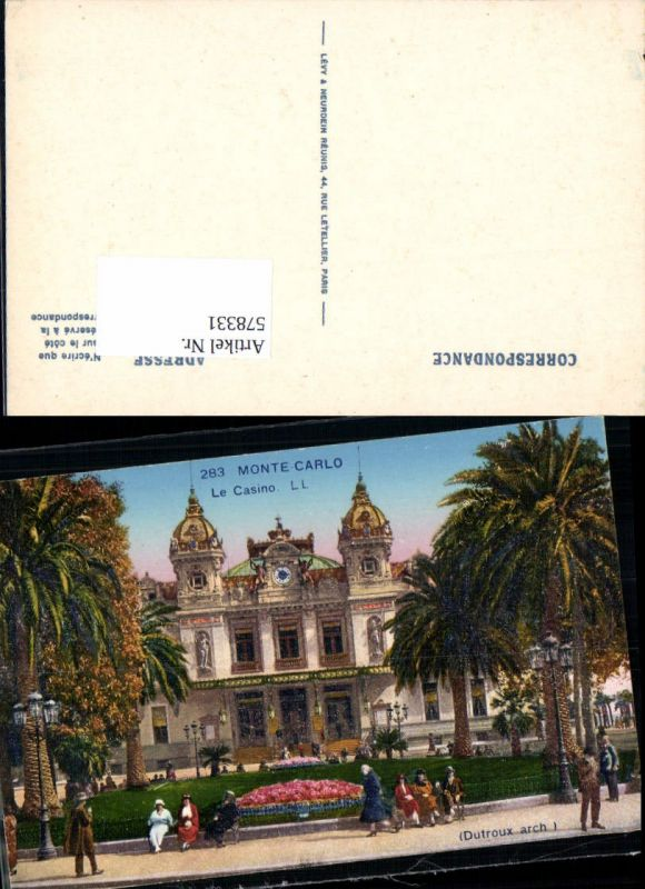 578331,Monaco Monte Carlo