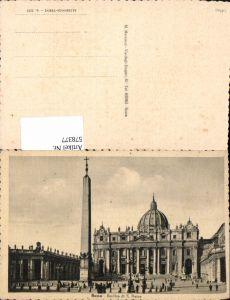 578377,Vatikan Roma Rom St. Petersdom Peters Dom