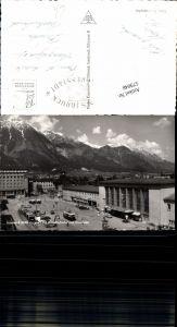 579048,Innsbruck Stadt Bahnhof Hauptbahnhof Südtirolerplatz
