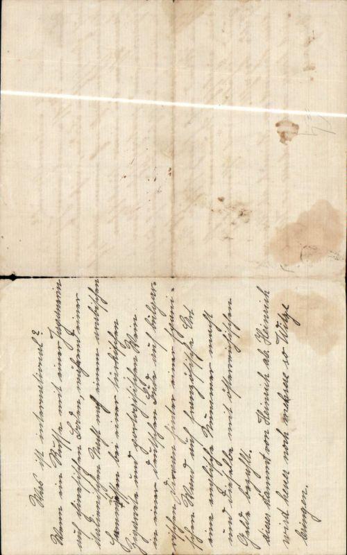 579363,Schreiben Brief um 1910 Witz Humor