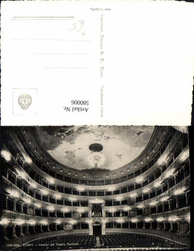 580006,Como Interno Theatro Sociale Theater
