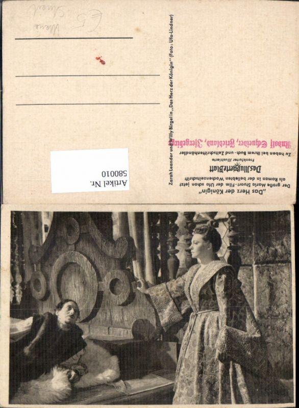 580010,Das Herz der Königin Filmszene Ufa Maria Stuart Film