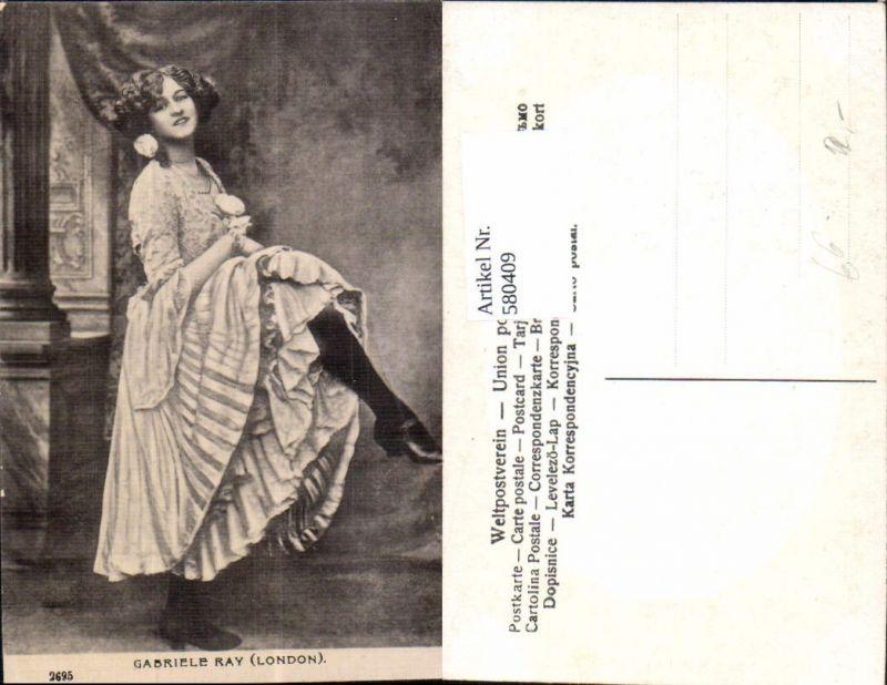 580409,Gabriele Ray London Opernsänger Oper