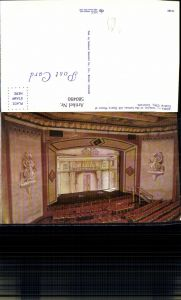 580490,Central City Colorado USA Interior of the famous old Opera House Oper Innenansicht