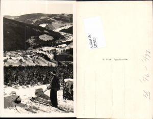 580510,Spindlermühle Spindleruv Mlyn Ski Skifahrer