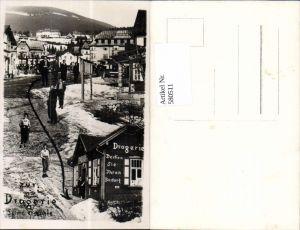 580511,Spindlermühle Spindler Mlyn Drogerie Fotomontage