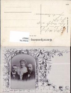 580827,Fotomontage Gruppenbild Familie Zimmermann Frau Männer Wilder Wein Ranke