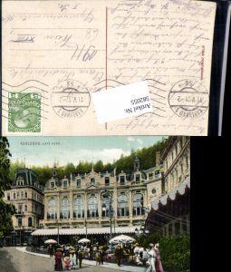 582055,Karlsbad Karlovy Vary Cafe Pupp