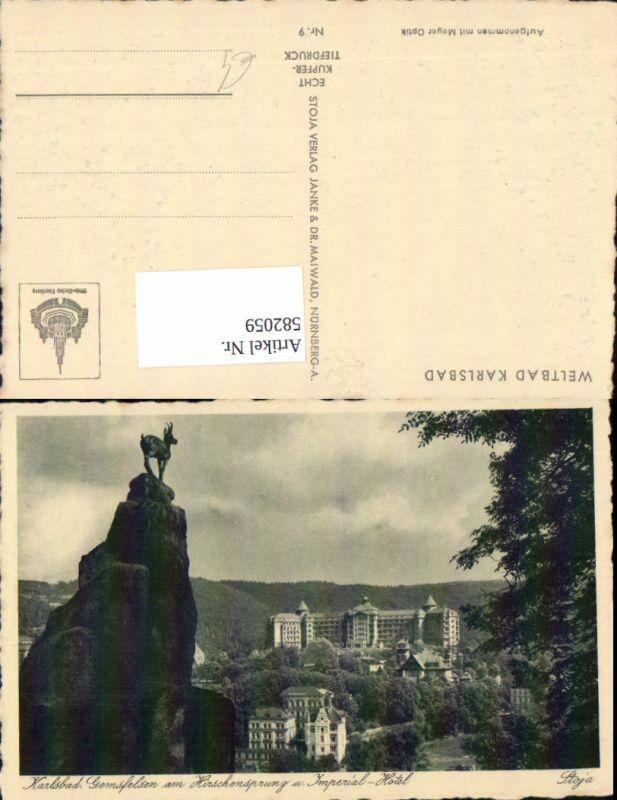 582059,Karlsbad Karlovy Vary Hotel Imperial