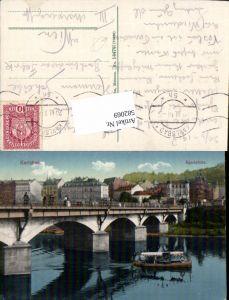 582069,Karlsbad Karlovy Vary Egerbrücke Eger
