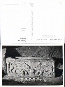 582263,Bet Sche'arim Israel Beth Shearim The Lion Sarcophagus Sarkophag