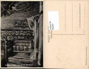 582267,Bethlehem Grotto of the Nativity The Mangar Geburtskrippe pub Lehnert u. Landrock 3041