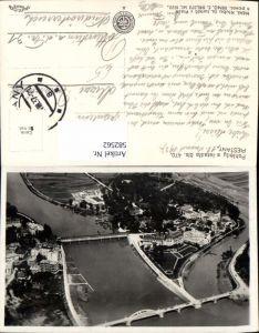 582562,Luftbild Piestany Brücke Slovakia