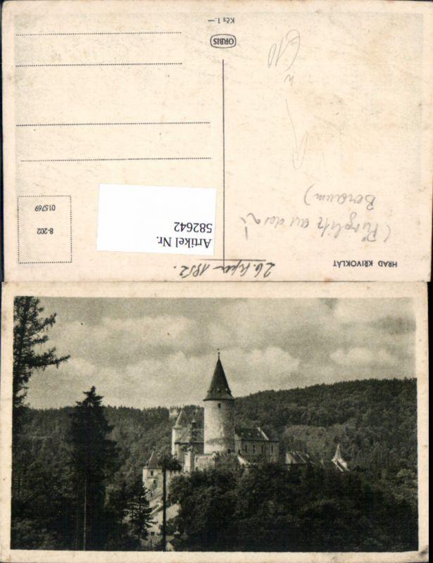 582642,Burg Krivoklat Burg Pürglitz Czech Republic
