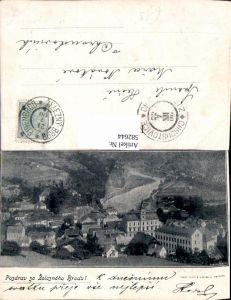 582644,Litho Zelezny Brod Eisenbrod Czech Republic