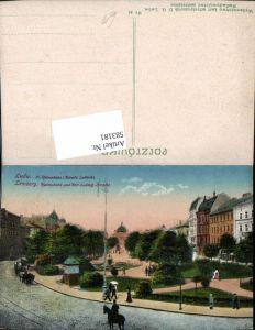 583181,Ukraine Galizien Lemberg Lwow Lwiw Karl Ludwig Straße