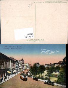 583182,Ukraine Galizien Lemberg Lwow Lwiw Karl Ludwig Straße