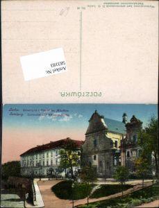 583183,Ukraine Galizien Lemberg Lwow Lwiw Universität