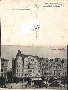583189,Ukraine Galizien Lemberg Lwow Lwiw Ul. Walowa Walowagasse
