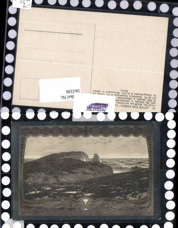 583336,Künstler AK FIDUS 76 Küste von Kareol