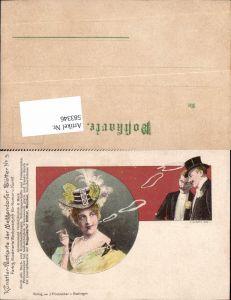 F. Hlavaty Art Nouveau Jugendstil Rauch Emanzipation Meggendorfer Blätter 5
