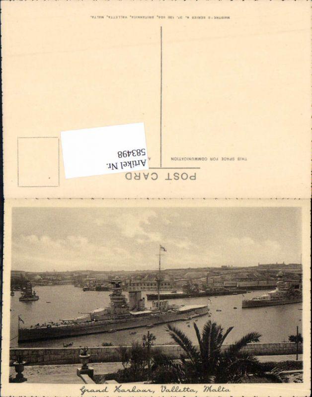 583498,Malta Valletta