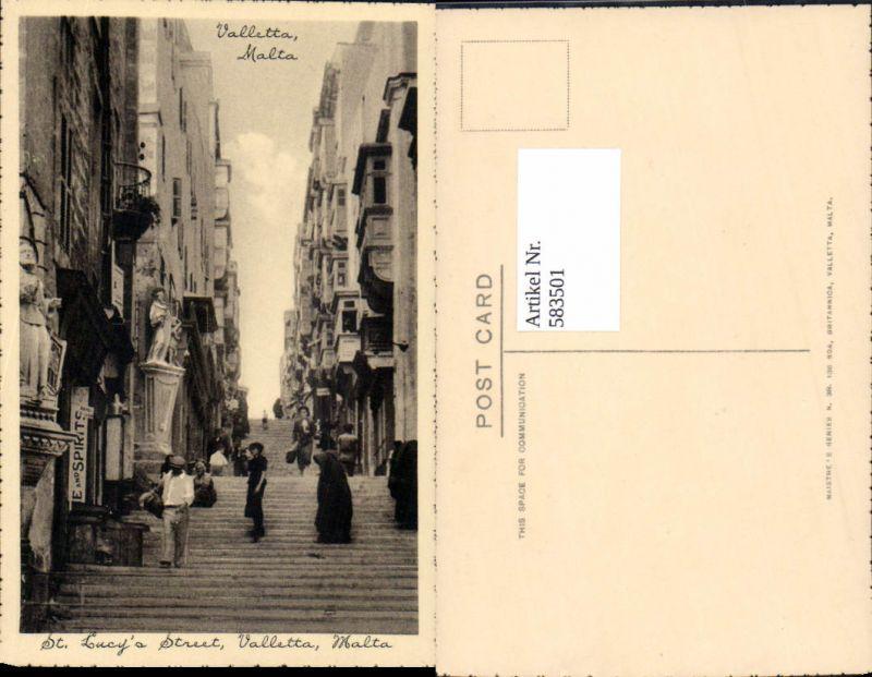 583501,Malta Valletta