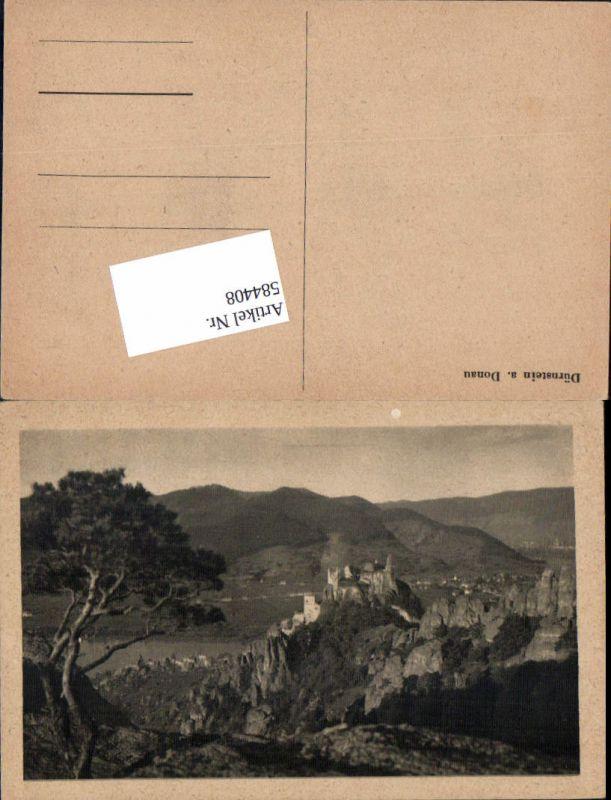 584408,Dürnstein in der Wachau Donau