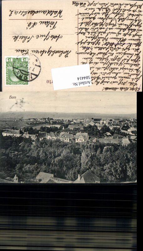 584414,Horn Villenviertel um 1911