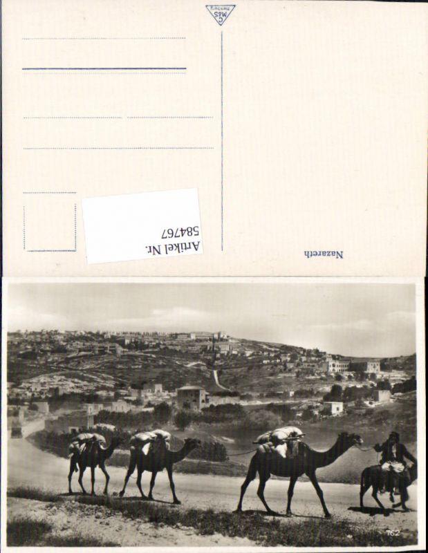 584767,Africa Israel Nazareth Kamele