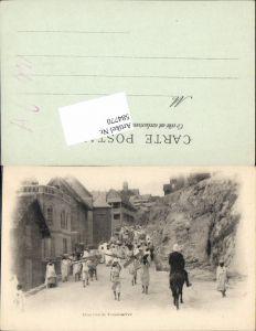 584770,Asia Madagascar Une rue de Tananarive Antananarivo