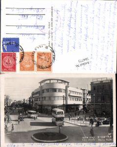 584773,Africa Israel Tel Aviv Allenby Road Bus Autobus