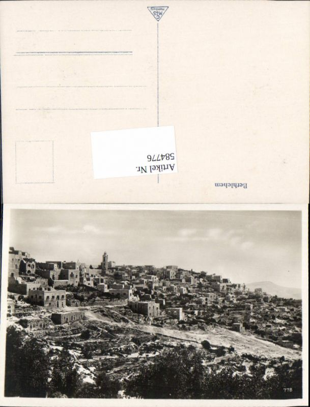 584776,Africa Israel Bethlehem