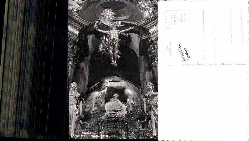 584888,Mariazell Maria Zell  Gnadenmutter