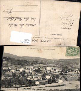 585582,Belmont Loire Vue prise de Montaigu France