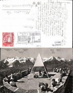 586115,Pilatus-Kulm Blick v. Esel auf Berneralpen Alpnachstad Alpnach Switzerland