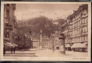 400662,CDV Maria Theresienstrasse Innsbruck pub Fritz Gratl