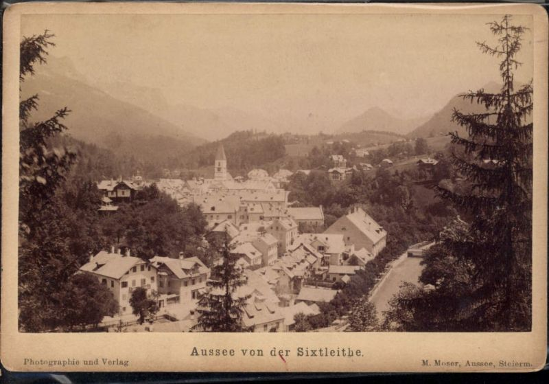 400663,CDV Aussee v. d. Sixtleithe Bad Aussee pub M. Moser