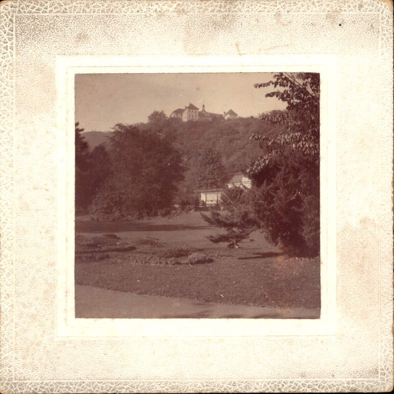 400673,CDV Schloss Eisenberg Jezeri Hornu Jiretin