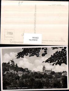228166,Gössweinstein i. d. Fränkischen Schweiz Teilansicht