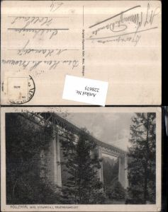 228675,Höllental Bad. Schwarzwald Ravennaviadukt Brücke