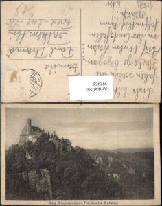392958,Fränkische Schweiz Burg Gössweinstein Gößweinstein