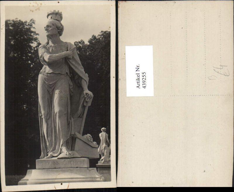 439255,München Nymphenburg Joannis Marchiori Statue