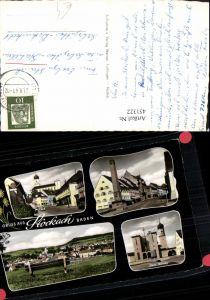 451322,Stockach in Baden Totale Kirche Denkmal Mehrbildkarte