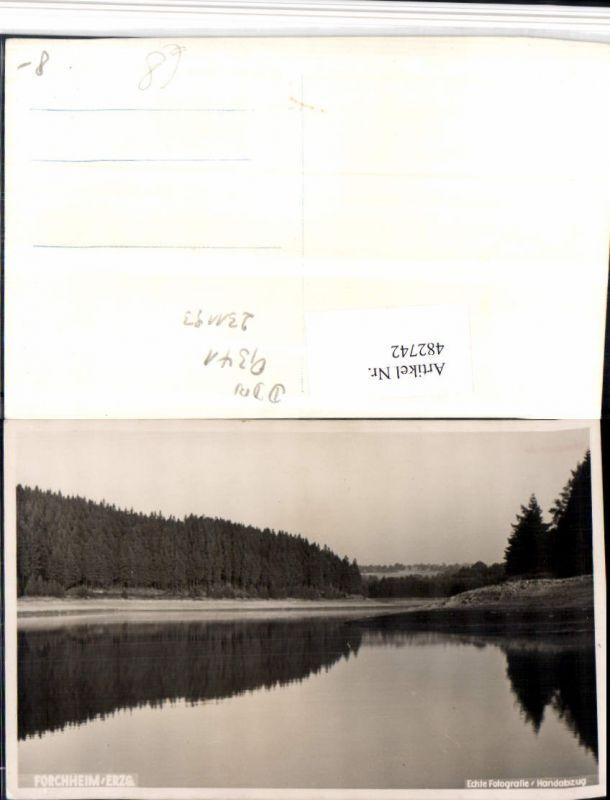 482742,Forchheim im Erzgebirge See