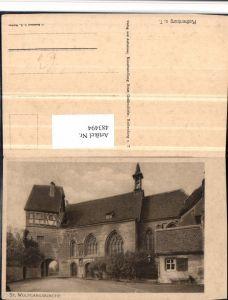 483494,Rothenburg ob d. Tauber St. Wolfgangskirche Kirche